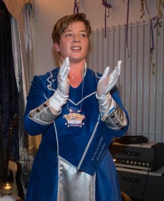 2. Vorsitzende Annette Steins