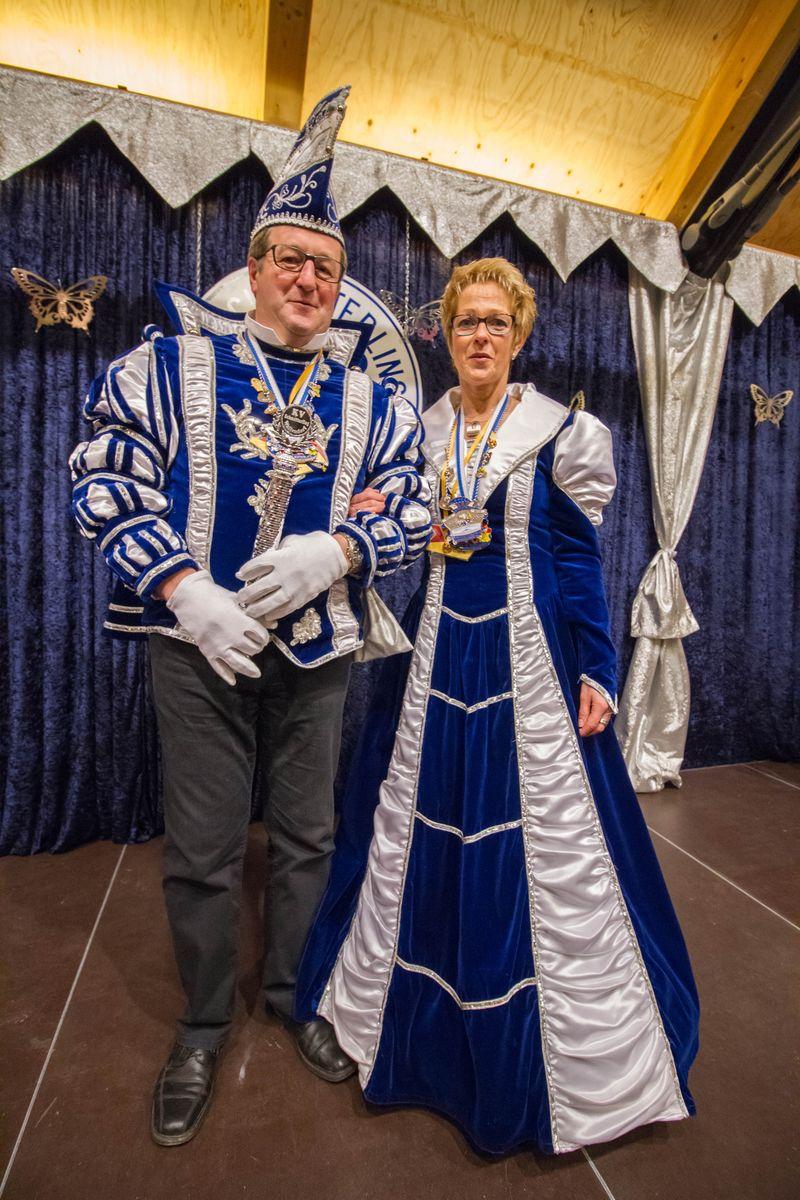 Prinzenpaar 2015-16