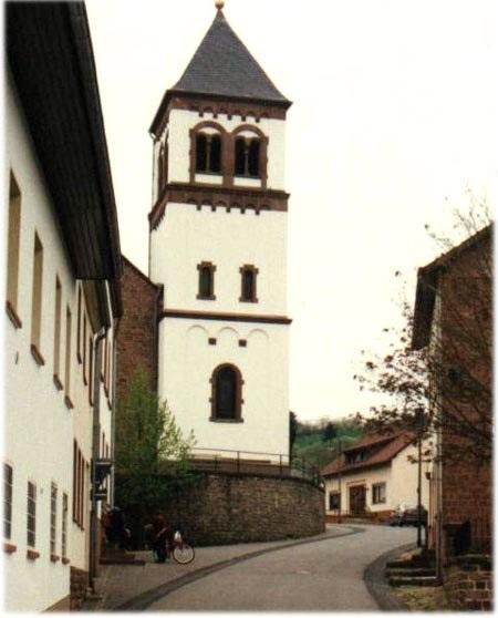 Baust Mauer Kirche