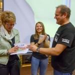 Der erste Preis ging an Margarete Moos aus Wallendorf
